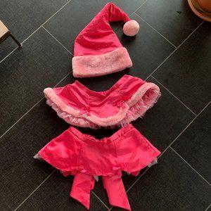 Victoria's Secret Skirts - VS Sexy Little Things Santa Skirts & Hat Bundle